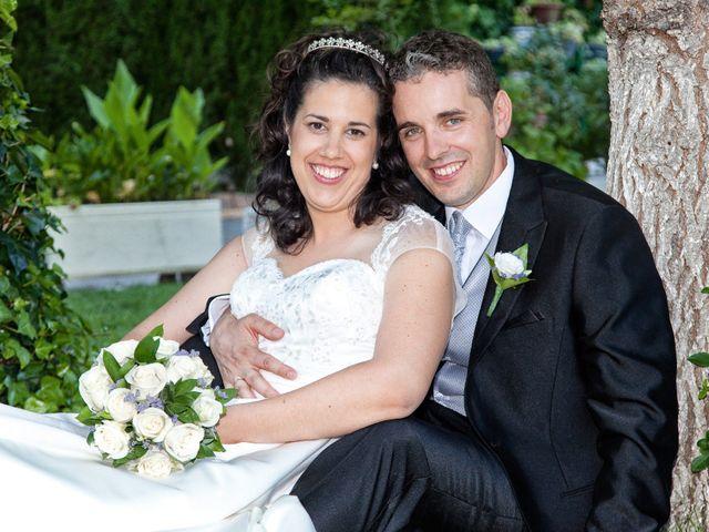 La boda de Abel y Cristina en Illescas, Toledo 2