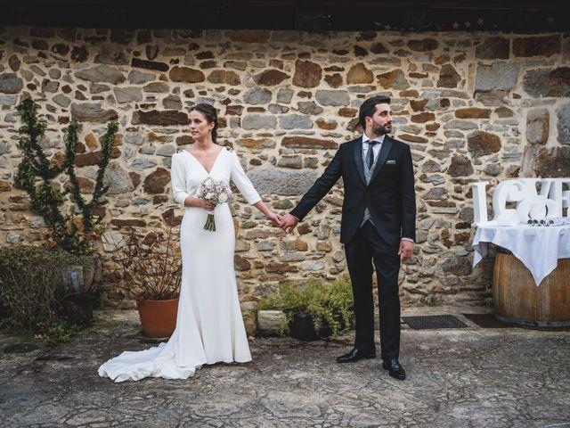 La boda de Iñigo y Begoña en Larrabetzu, Vizcaya 34