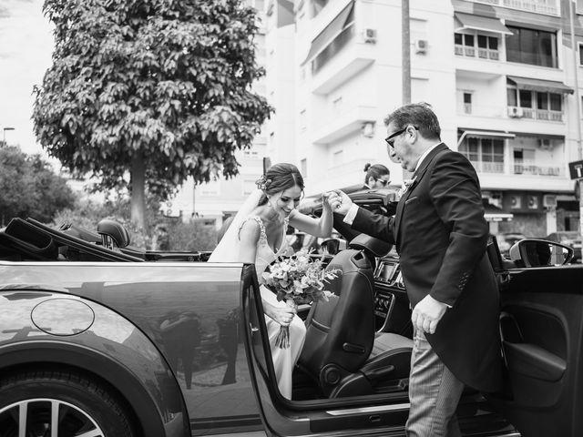La boda de Raúl y Begoña en Murcia, Murcia 20