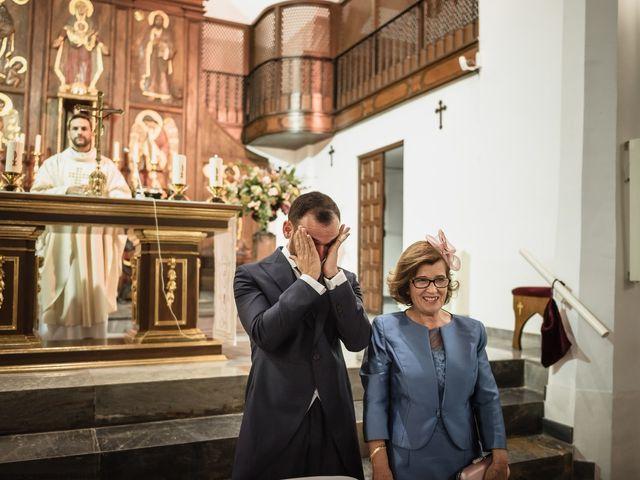 La boda de Raúl y Begoña en Murcia, Murcia 22