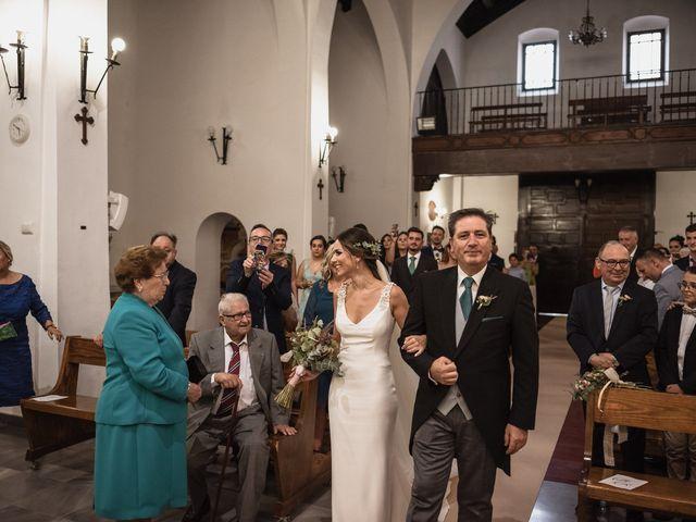 La boda de Raúl y Begoña en Murcia, Murcia 23