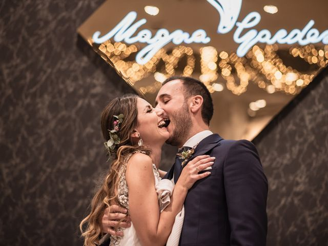 La boda de Raúl y Begoña en Murcia, Murcia 49