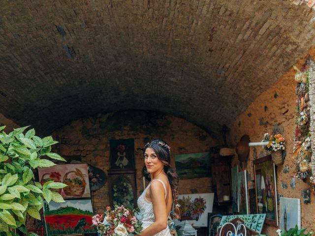 La boda de Toni y Mireia en Blanes, Girona 7