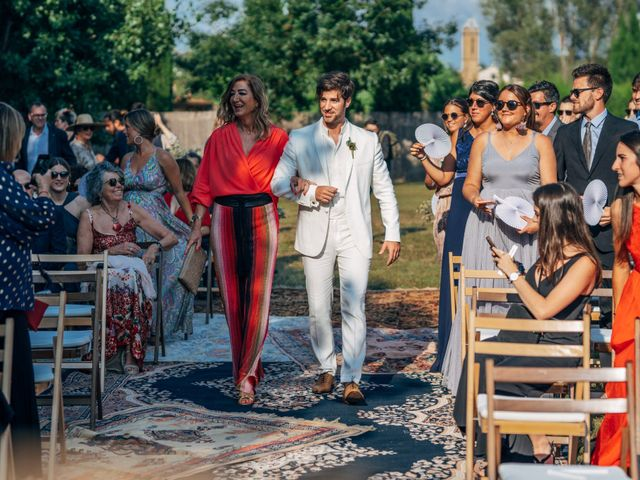 La boda de Toni y Mireia en Blanes, Girona 8