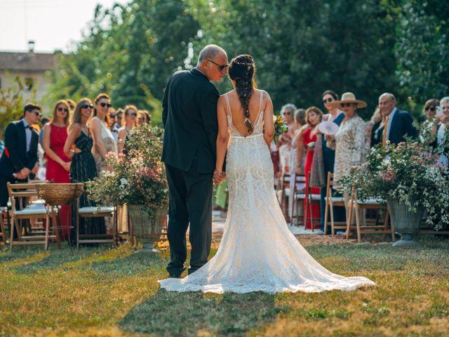 La boda de Toni y Mireia en Blanes, Girona 9