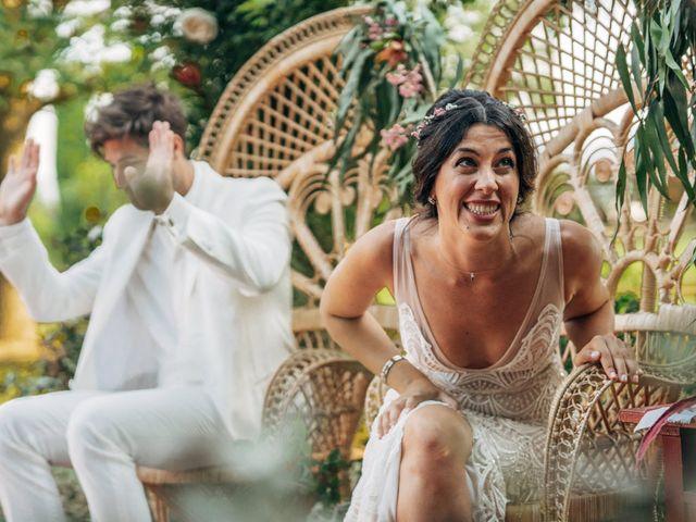 La boda de Toni y Mireia en Blanes, Girona 13