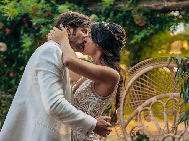 La boda de Toni y Mireia en Blanes, Girona 14