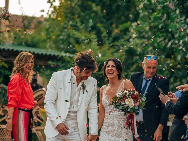 La boda de Toni y Mireia en Blanes, Girona 15