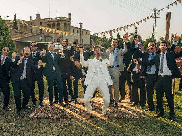 La boda de Toni y Mireia en Blanes, Girona 16