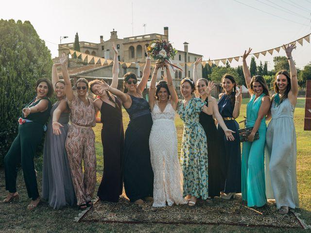 La boda de Toni y Mireia en Blanes, Girona 17