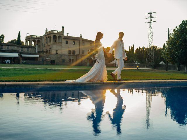La boda de Toni y Mireia en Blanes, Girona 18