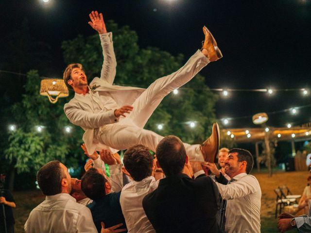 La boda de Toni y Mireia en Blanes, Girona 19