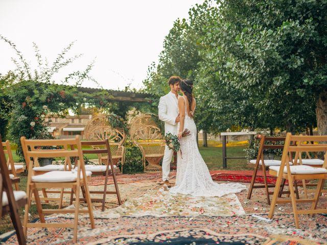 La boda de Toni y Mireia en Blanes, Girona 27