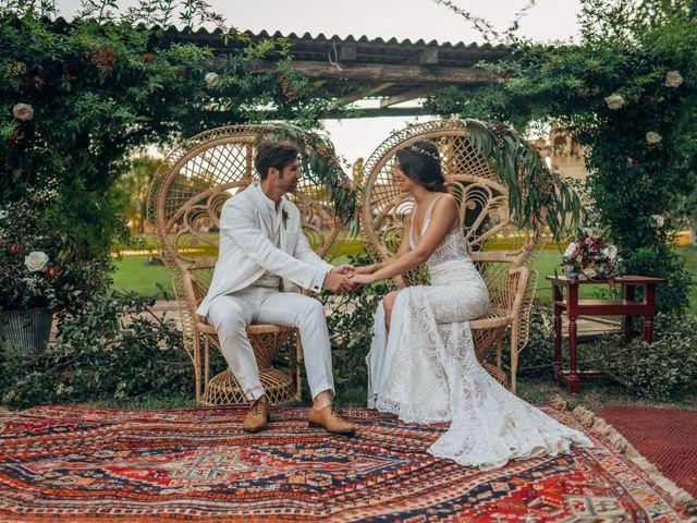 La boda de Toni y Mireia en Blanes, Girona 28