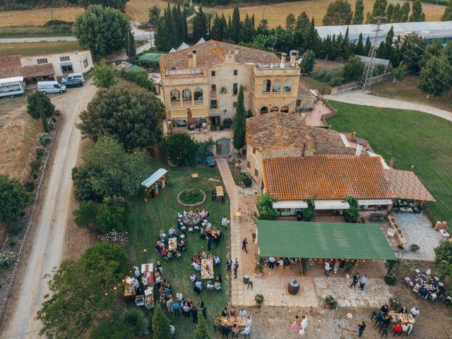 La boda de Toni y Mireia en Blanes, Girona 34