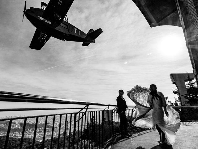 La boda de Juanjo y Sonia en Sant Fost De Campsentelles, Barcelona 4