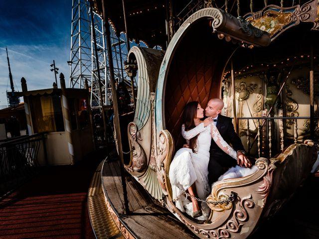 La boda de Juanjo y Sonia en Sant Fost De Campsentelles, Barcelona 1