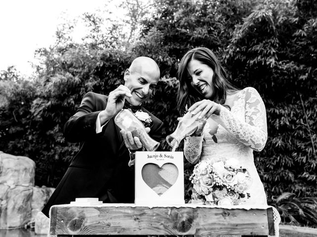 La boda de Juanjo y Sonia en Sant Fost De Campsentelles, Barcelona 47