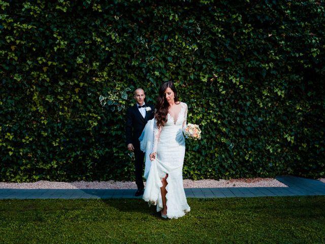 La boda de Juanjo y Sonia en Sant Fost De Campsentelles, Barcelona 72