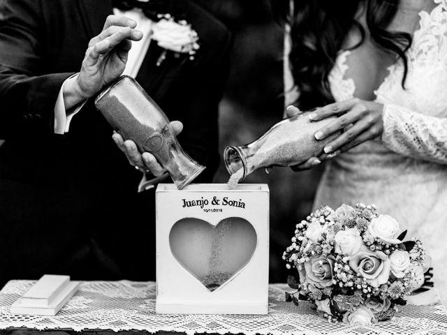 La boda de Juanjo y Sonia en Sant Fost De Campsentelles, Barcelona 92