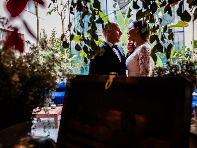 La boda de Juanjo y Sonia en Sant Fost De Campsentelles, Barcelona 98