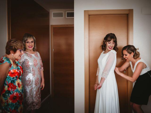 La boda de Natalia y Pablo en Alacant/alicante, Alicante 7