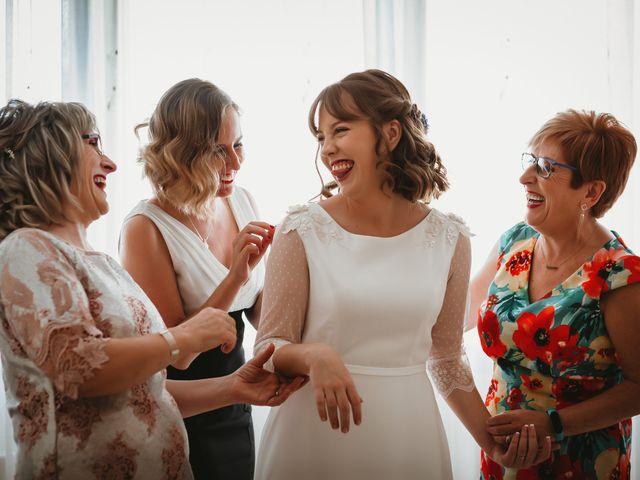 La boda de Natalia y Pablo en Alacant/alicante, Alicante 9