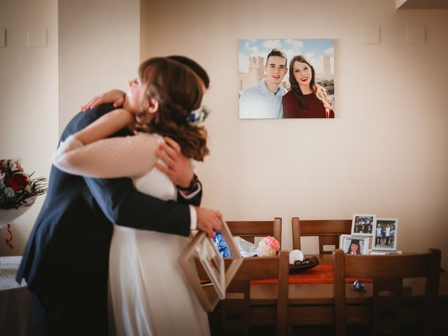 La boda de Natalia y Pablo en Alacant/alicante, Alicante 14