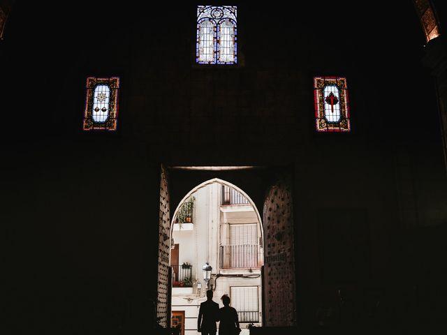 La boda de Natalia y Pablo en Alacant/alicante, Alicante 15