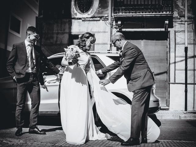 La boda de Natalia y Pablo en Alacant/alicante, Alicante 17