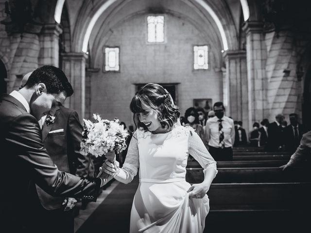 La boda de Natalia y Pablo en Alacant/alicante, Alicante 19