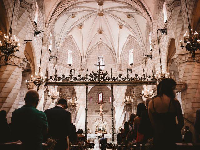 La boda de Natalia y Pablo en Alacant/alicante, Alicante 20