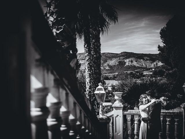 La boda de Natalia y Pablo en Alacant/alicante, Alicante 27