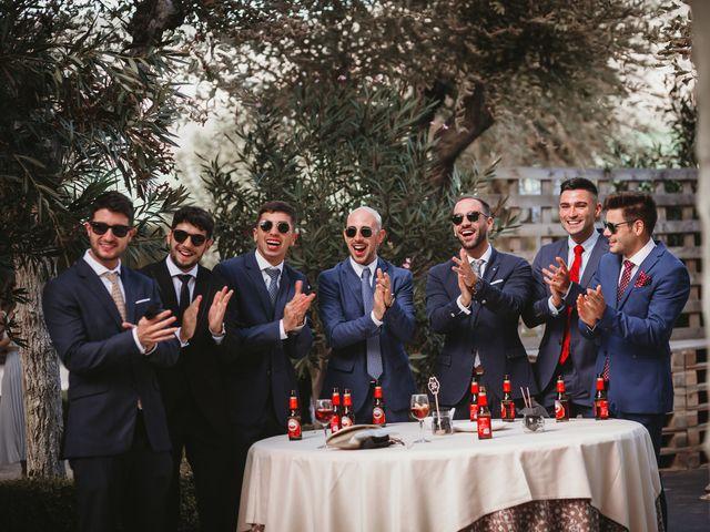 La boda de Natalia y Pablo en Alacant/alicante, Alicante 29