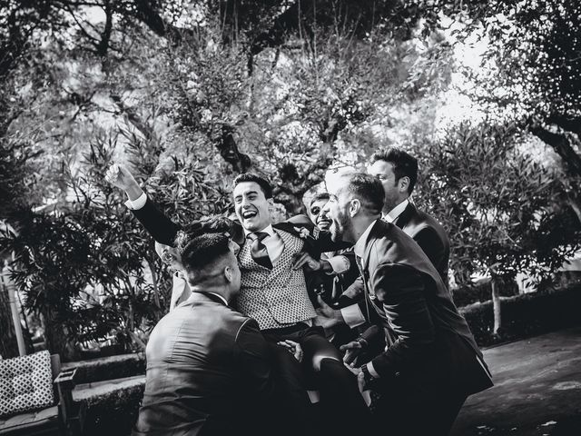 La boda de Natalia y Pablo en Alacant/alicante, Alicante 30