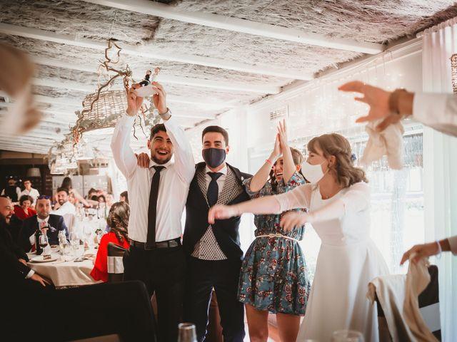 La boda de Natalia y Pablo en Alacant/alicante, Alicante 35