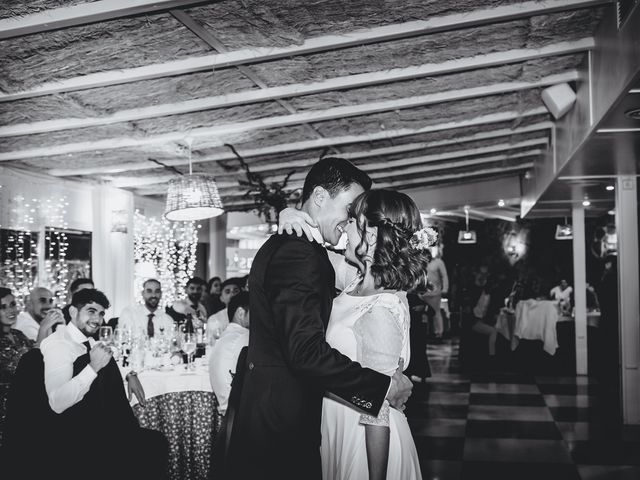 La boda de Natalia y Pablo en Alacant/alicante, Alicante 37