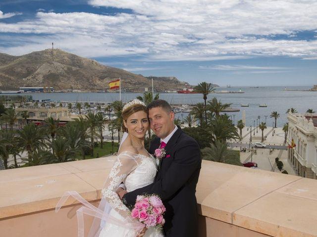 La boda de Halim y Sole en Cartagena, Murcia 2
