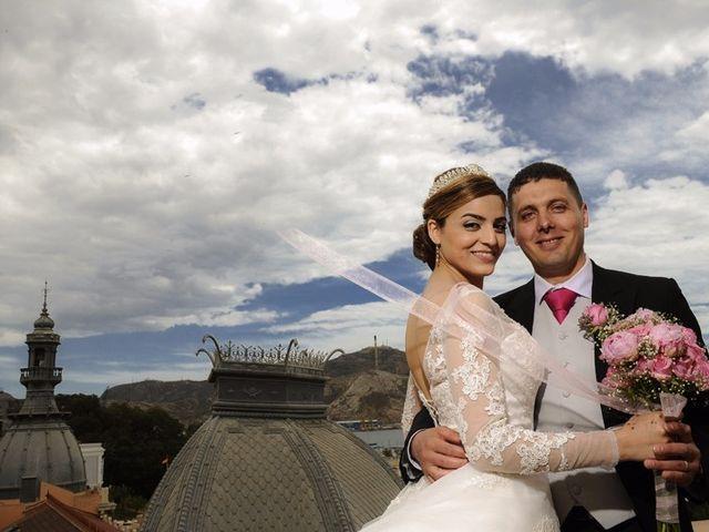 La boda de Halim y Sole en Cartagena, Murcia 3