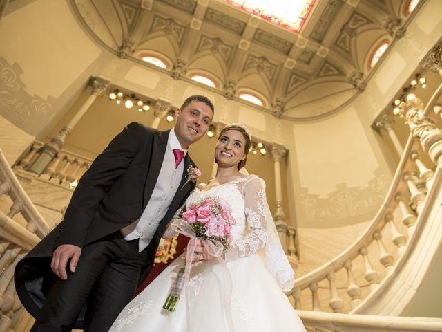 La boda de Halim y Sole en Cartagena, Murcia 5