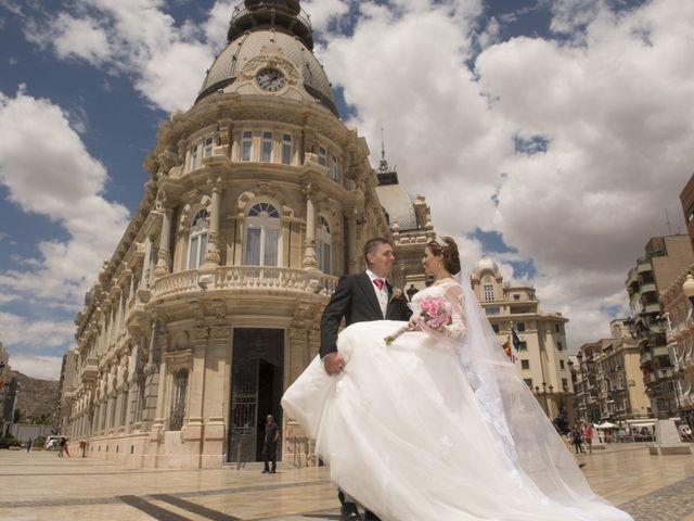 La boda de Halim y Sole en Cartagena, Murcia 6
