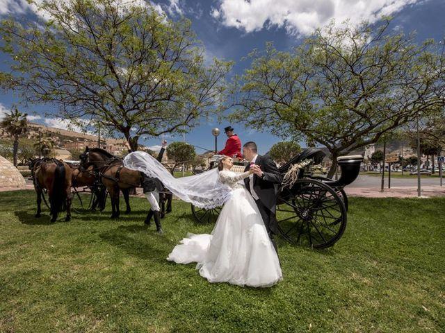 La boda de Halim y Sole en Cartagena, Murcia 1