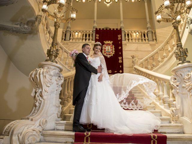 La boda de Halim y Sole en Cartagena, Murcia 9