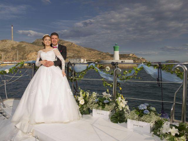 La boda de Halim y Sole en Cartagena, Murcia 10