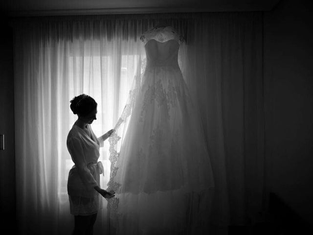 La boda de Diego y Jessica en Tiedra, Valladolid 3