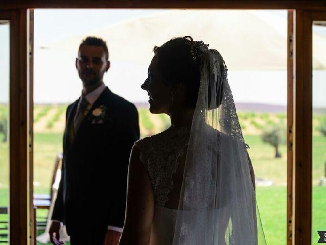 La boda de Diego y Jessica en Tiedra, Valladolid 4