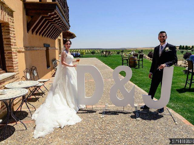 La boda de Diego y Jessica en Tiedra, Valladolid 5