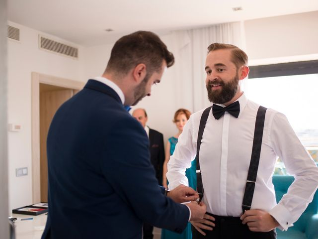 La boda de Carlos y Belén en Madrid, Madrid 9