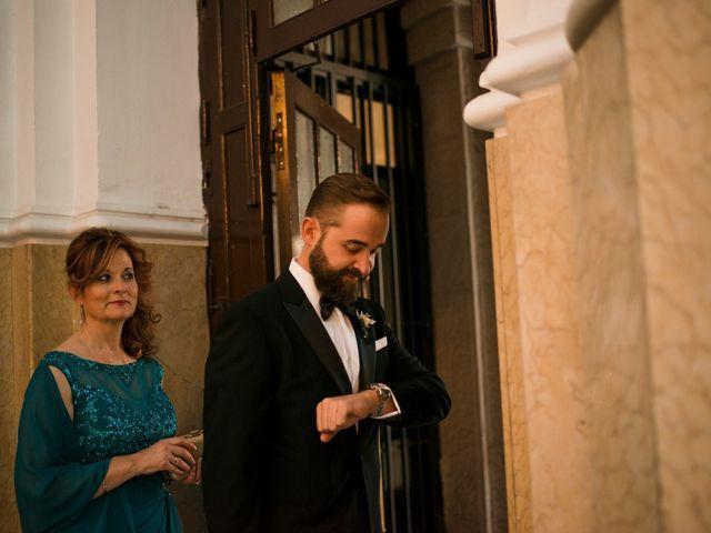 La boda de Carlos y Belén en Madrid, Madrid 27