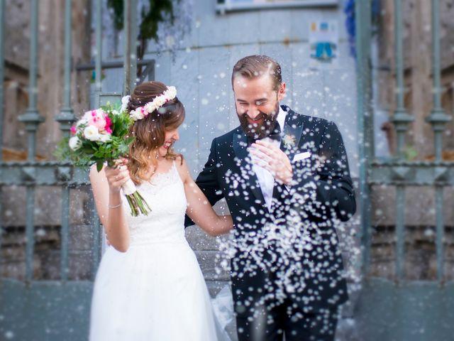 La boda de Carlos y Belén en Madrid, Madrid 33